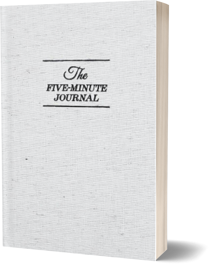 The 5-minute Journal by Intelligent Change Inc